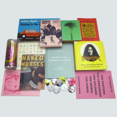 Whole, In Part. Artists' Publications in the MACBA Collections